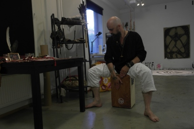 cajon, box drum